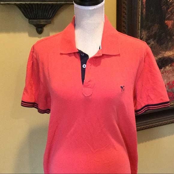 2859b848 The Webster at Target Shirts | Coral Polo Shirt Size M | Poshmark